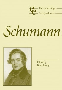 The Cambridge Companion to Schumann (Cambridge Companions to Music)