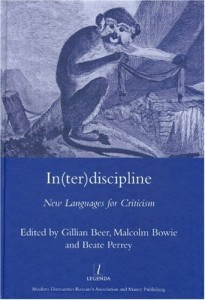 In(ter)discipline: New Languages for Criticism (Legenda)